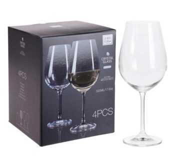 Atmos-Fera-Kristal-Witte-Wijnglas