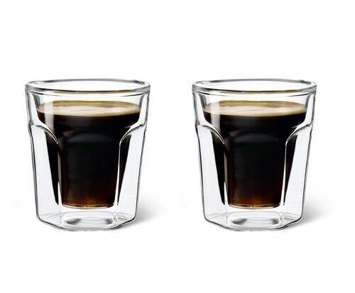 Leopold Vienna Dubbelwandig Espresso glas
