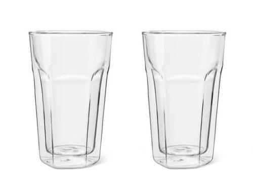 Leopold Vienna Dubbelwandig Latte Macchiato Glas