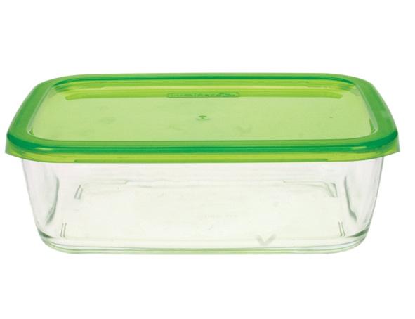 Luminarc bewaarbox groen