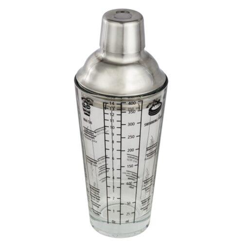 Xavax Cocktailshaker Van Glas 400 Ml