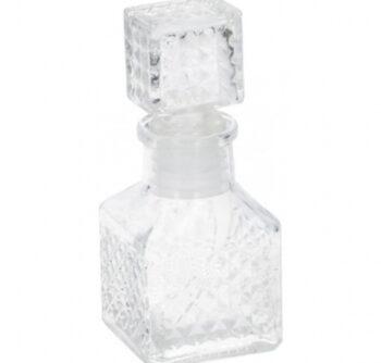 borrelglas glas 55 ml transparant