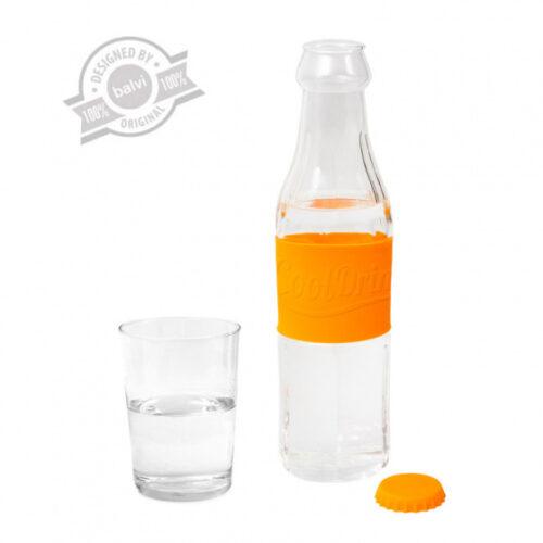 5 cm glas transparant