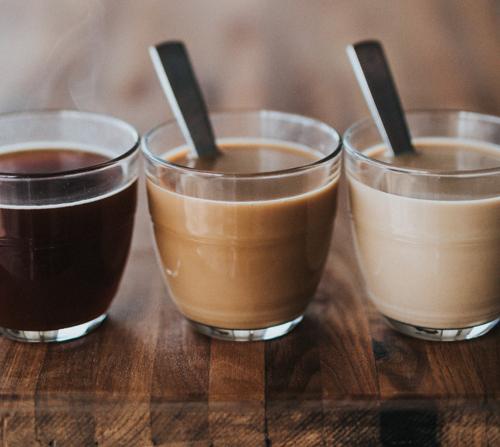 Koffieglazen