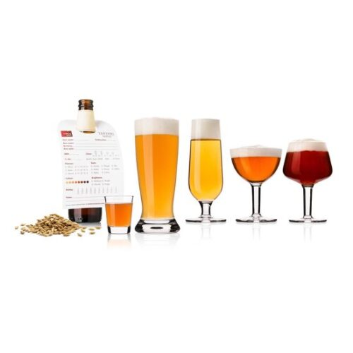 vacuvin bierglazen pakket