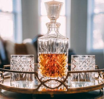 Whiskey Karaffen